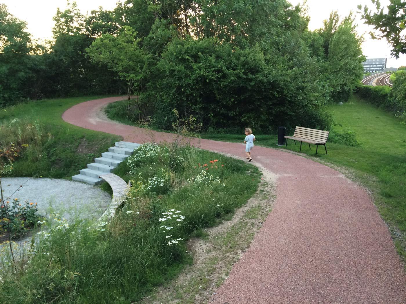 Kastrup Activity Landscape Tour
