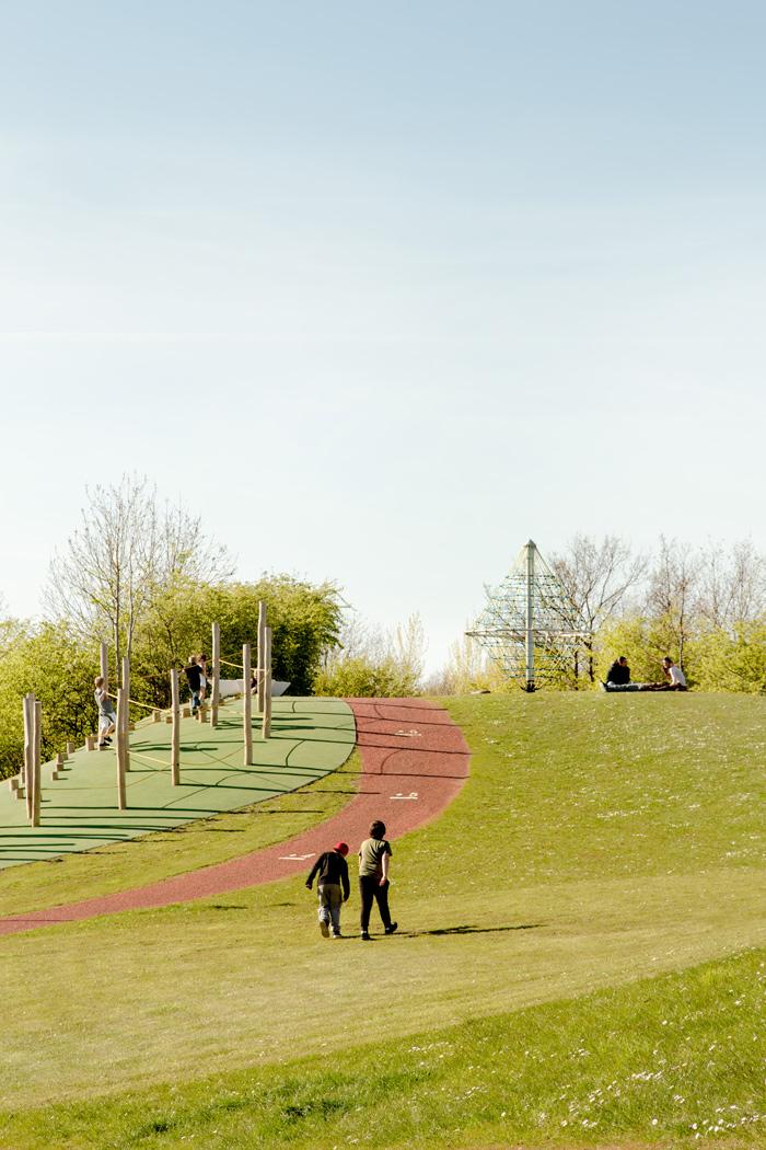 Kastrup Activity Landscape