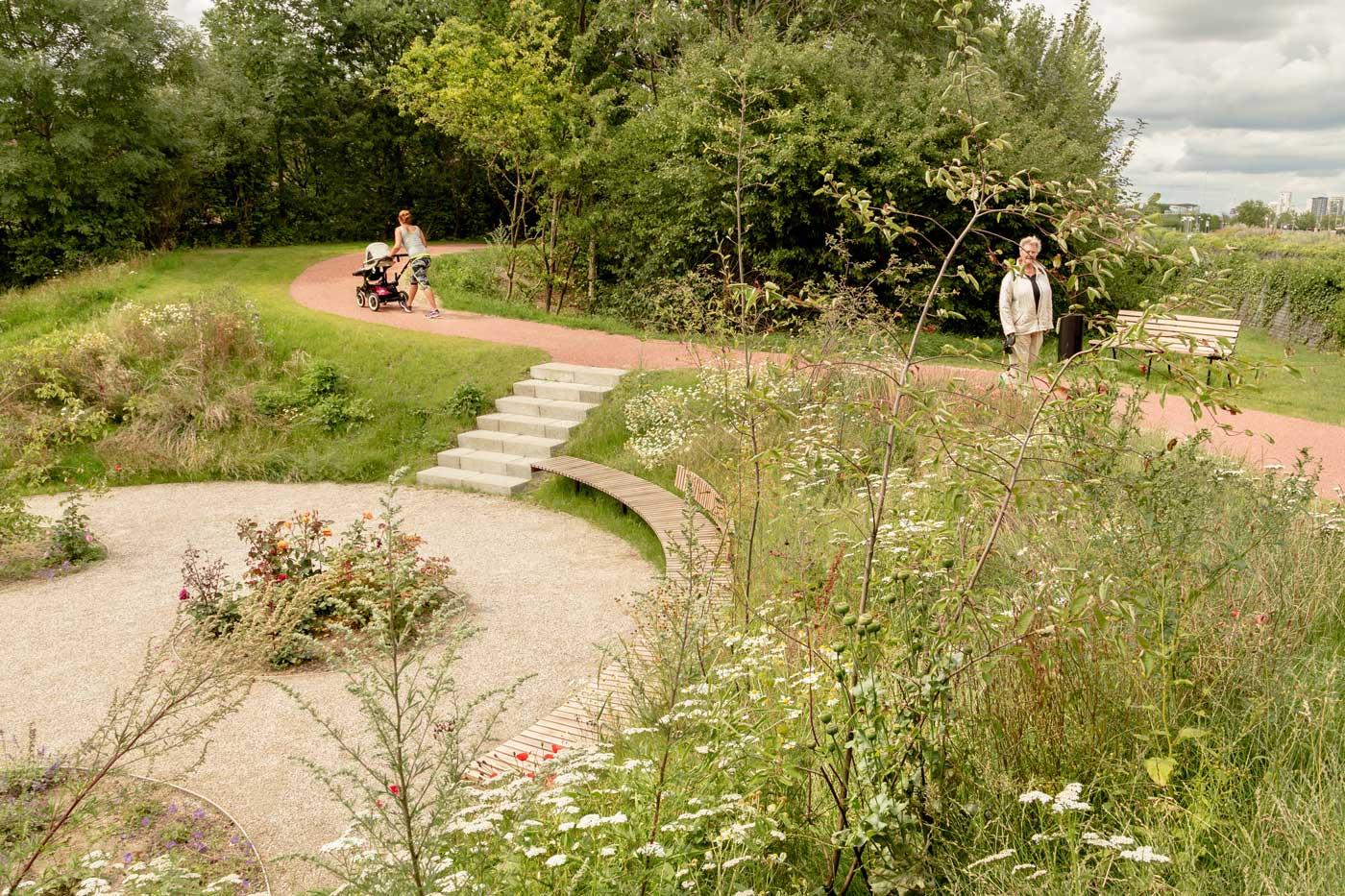 A park for everyone - Kastrup Activity Landscape