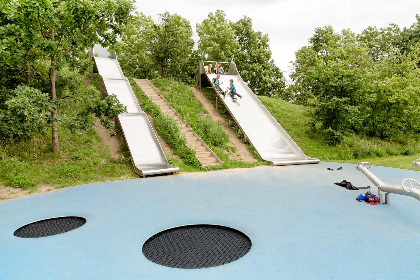 Play at Kastrup Activity Landscape