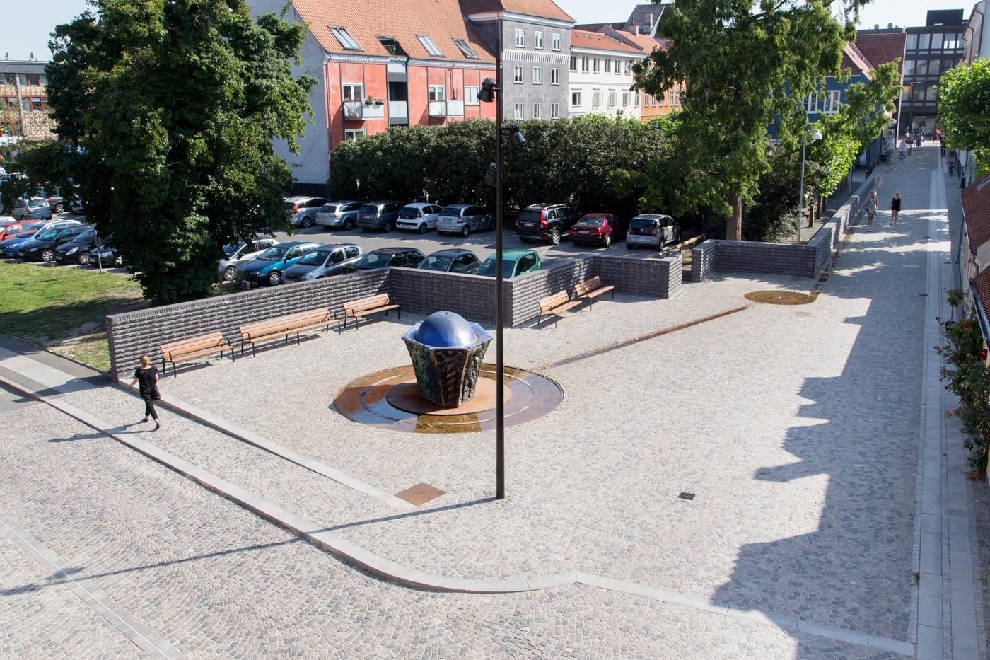 Sct Olai Square