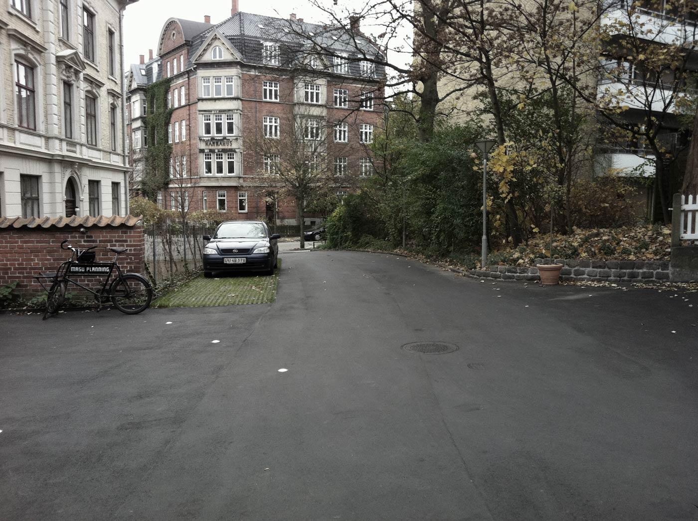 Bakkegården parkering