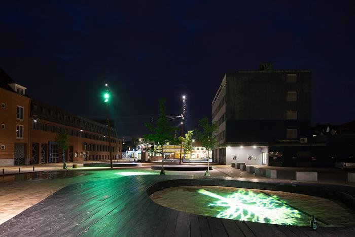 Grønnegade lys